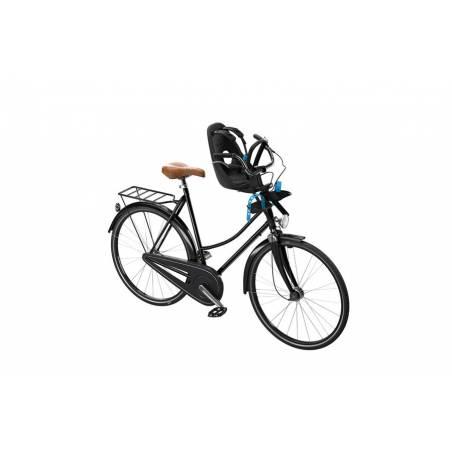 Légèreté et élégance pour ce siège vélo avant conçu pour vos trajets en ville.