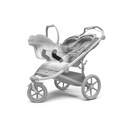 Thule - Adaptateur siège voiture pour poussette Glide et Urban Glide Yggor