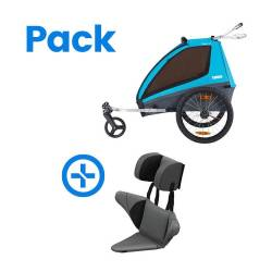 Pack COASTER 2 XT BIKE  -...