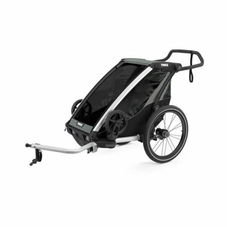 Remorque vélo Lite 1 Thule modèle 2021, Agave - YGGOR