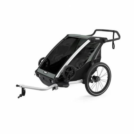 Remorque vélo Lite 2 Thule modèle 2021, couleur Agave – YGGOR