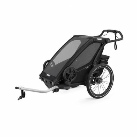 Remorque vélo Sport 1 Thule modèle 2021, couleur Spectre jaune – YGGOR