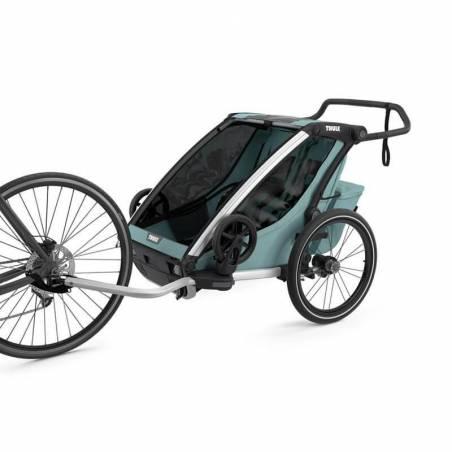 Remorque vélo Cross 2 Thule couleur Alaska, modèle 2021 – YGGOR