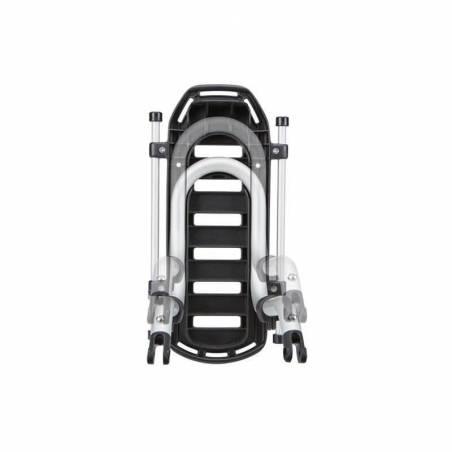 Porte-bagage Thule plié pour rangement facile - YGGOR