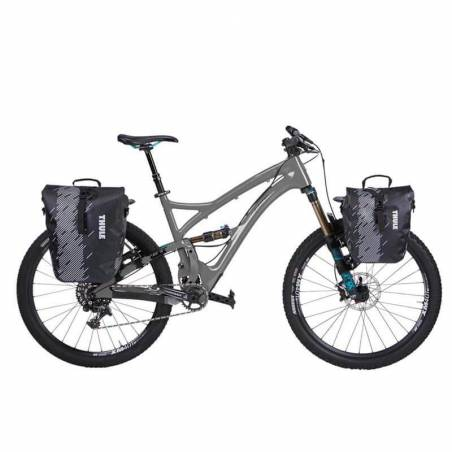 Porte-bagage Thule, idéal pour accriche saccoches vélo Thule - YGGOR