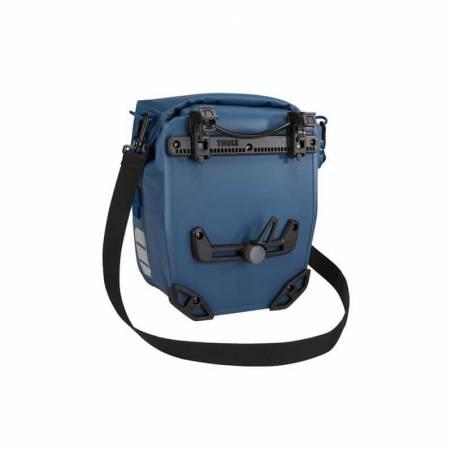 Sacoche vélo Thule, 13L, bleue avec bandoullière amovible - YGGOR