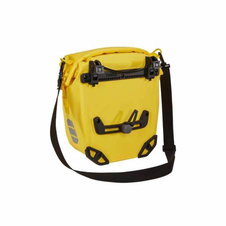 Sacoche vélo Thule, 13L, jaune avec bandoullière amovible - YGGOR