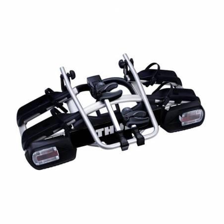 Les bras amovibles du porte-vélos EuroWay G2 921 se plient pour un rangement facile -YGGOR