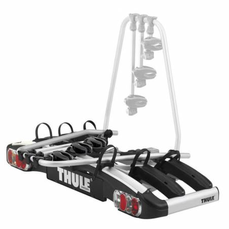 Les bras amovibles du Porte-vélos Thule EuroClassic G6 929 se plient pour le rangement - YGGOR