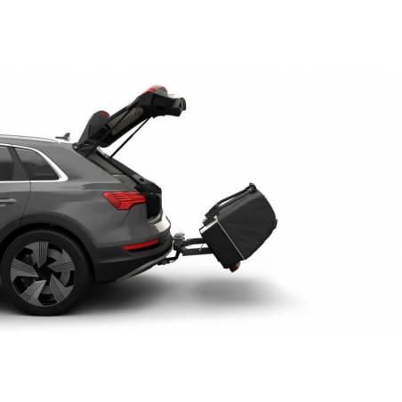 OUvertue facile du offre même avec le coffre arrière Onto installé - Yggor