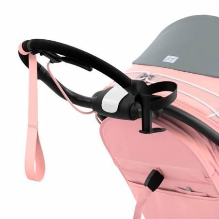 Guidon ergonomique ajustable de la poussette sport AVI modèle Rose CYBEX - YGGOR
