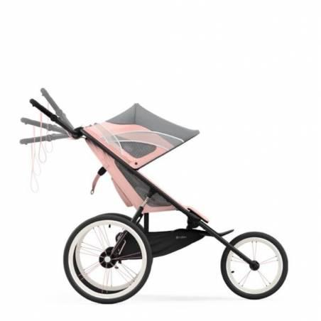 Guidon réglable en hauteur, poussette sport AVI modèle Rose CYBEX - YGGOR