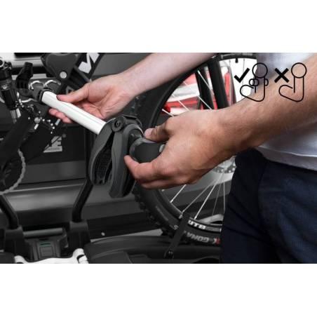 Bras amovible pour installer les vélos sur le porte-vélos EasyFold XT F 2 Thule pour boule d'attelage Fix4bike - YGGOR
