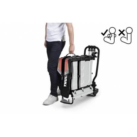 Porte-vélos EasyFold XT F 3 Thule, porte-vélo pour boule d'attelage Fix4bike - YGGOR