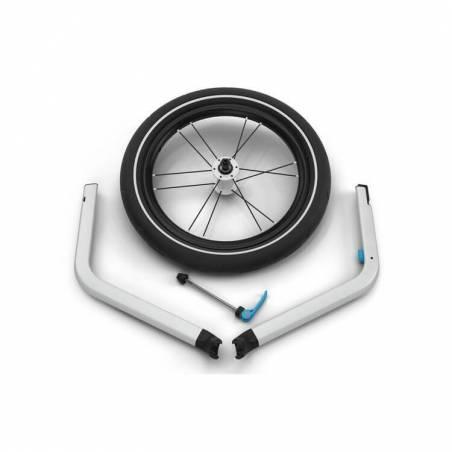 Kit jogging pour remorque vélo Thule Cross 2 - YGGOR