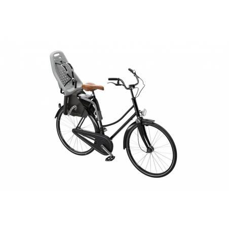 Ce siège pour enfant s'installe facilement sur le cadre de votre vélo àl'arrière de la selle.
