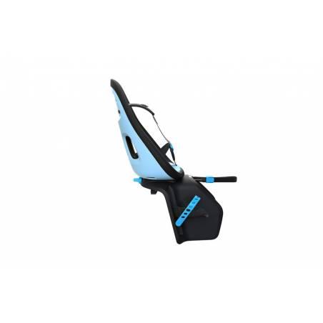 Siège vélo arrière léger et sûr, qui allie un design contemporain et un confort haut de gamme pour votre enfant.