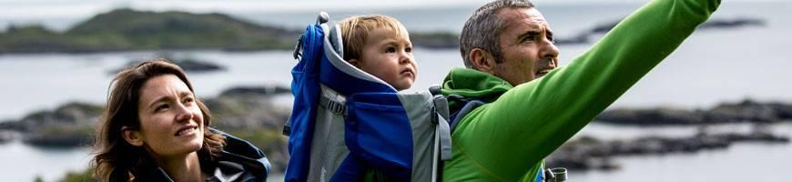 Vente de Porte-Bébé de Randonnée THULE - Siège ergonomique Confort