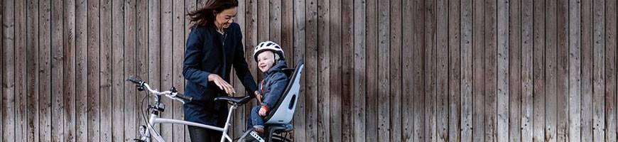 Siège Vélo Arrière / Porte Bagage Enfant THULE - Siège de maintien