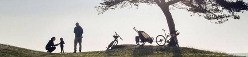 Vente de Remorques vélo THULE - Carriole / Chariot Enfant, Bébé