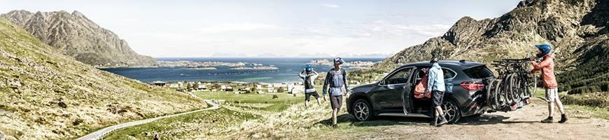 Pack Porté-Velos THULE + Accessoires -Transport vélo sécurisé