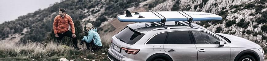 Porte-surf et SUP, Porte-Planche à voile THULE - Transport Surf et Planche à voile