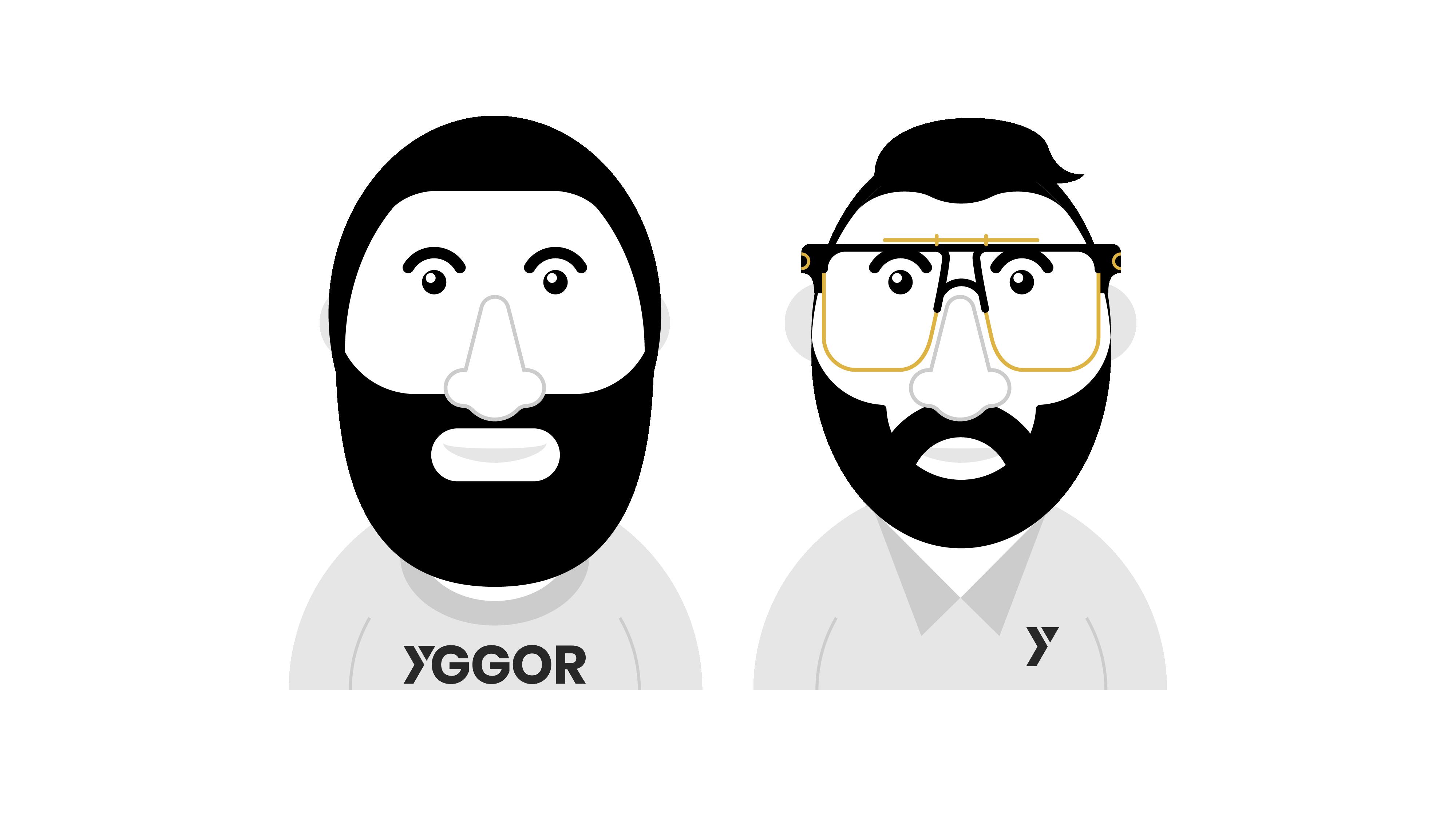 L'équipe Yggor