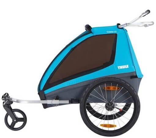 Remorque vélo Coaster Thule proposée par YGGOR