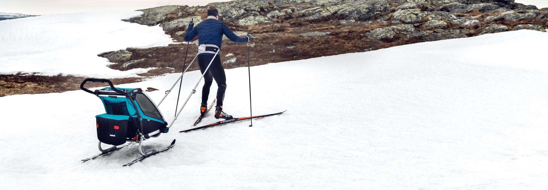 Pack Ski Thule